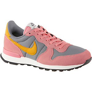 nike wmns internationalist sneaker damen rosa grau im online shop von sportscheck kaufen. Black Bedroom Furniture Sets. Home Design Ideas