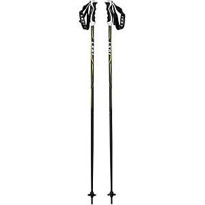 LEKI Alpex Ultimate Skistock schwarz/gelb
