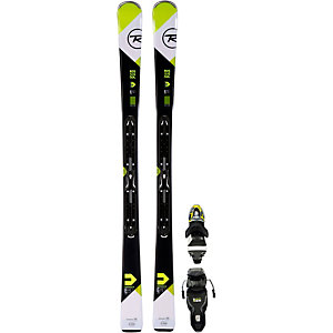 Rossignol Experience 80 LTD All-Mountain Ski weiß/gelb