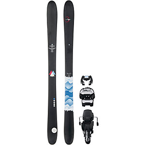 Line Sir Francis Bacon All-Mountain Ski schwarz/blau