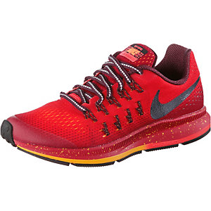 Nike Zoom Pegasus Laufschuhe Kinder rot/orange