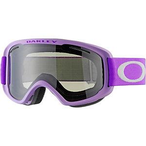 Oakley O2 XM Snowboardbrille nordic pink purple/dark grey