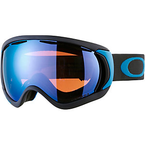 Oakley CANOPY Snowboardbrille iron sapphire/prizm sapphire iridium
