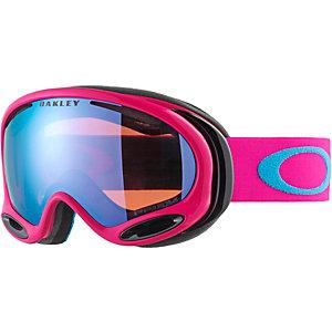 Oakley A-FRAME 2.0 Snowboardbrille rose sapphire/prizm sapphire iridium