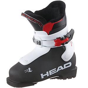 HEAD Z1 Skischuhe Kinder schwarz/weiß