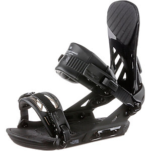 Ride Snowboards Ex Snowboardbindung Herren schwarz