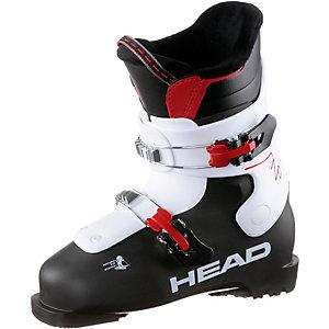 HEAD Z2 Skischuhe Kinder schwarz/weiß