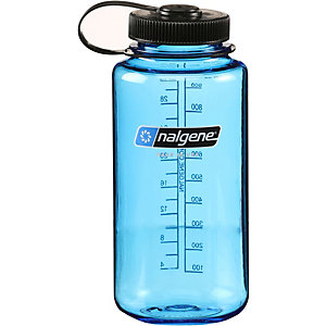 Nalgene Everyday Weithals Trinkflasche blau