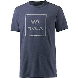 RVCA VA All The Way T-Shirt Herren blau