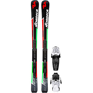 Nordica Dobermann Felix All-Mountain Ski Kinder schwarz/grün