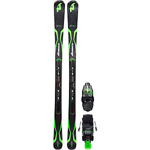 Nordica GT 76 TI EVO All-Mountain Ski schwarz/grün
