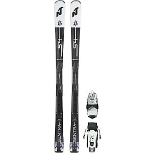 Nordica Sentra S4Evo All-Mountain Ski Damen weiß/schwarz