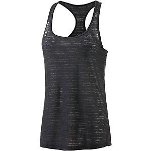 adidas Lightweight Tanktop Damen schwarz