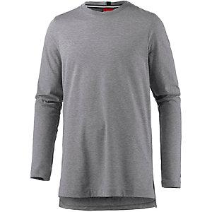 Nike Langarmshirt Herren grau