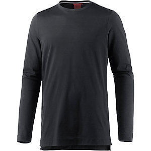 Nike Langarmshirt Herren schwarz