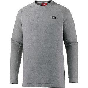 Nike Sweatshirt Herren grau