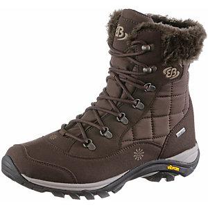 BRÜTTING Schuh Himalaya Winterschuhe Damen braun
