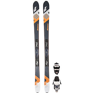 Nordica Nrgy. 85 FDT All-Mountain Ski blau/orange