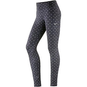 Nike Power Epic Lauftights Damen schwarz