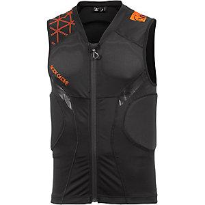Body Glove Power Pro Rückenprotektor Herren schwarz/orange