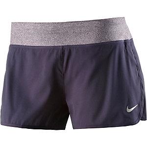 Nike Rival Laufshorts Damen lila