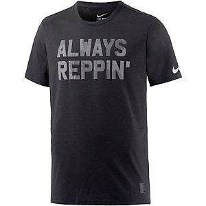 Nike Funktionsshirt Herren schwarz