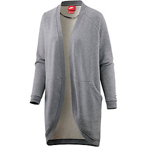Nike Strickjacke Damen grau