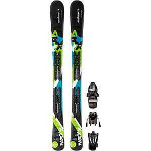 Elan Maxx Quick Shift All-Mountain Ski Kinder schwarz/grün