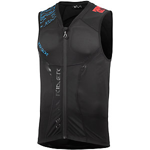 Body Glove Team Rider Rückenprotektor schwarz/rot