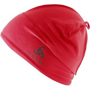 Odlo Polyknit Langlaufmütze rot