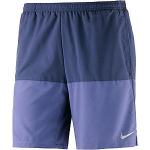 Nike Distance Laufshorts Herren blau