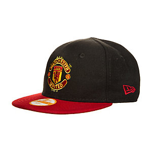 New Era 9FIFTY My 1st Manchester United Snapback Cap Kinder schwarz / rot