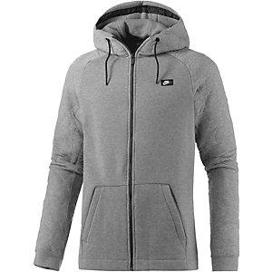 Nike Sweatjacke Herren grau