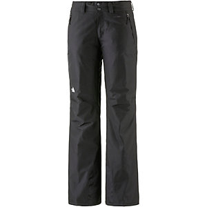 The North Face Chavanne Skihose Damen schwarz