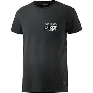 Oakley T-Shirt Herren schwarz