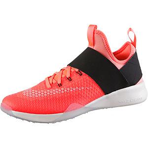 Nike Air Zoom Strong Fitnessschuhe Damen orange