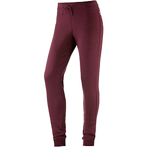 Nike Sweathose Damen bordeaux