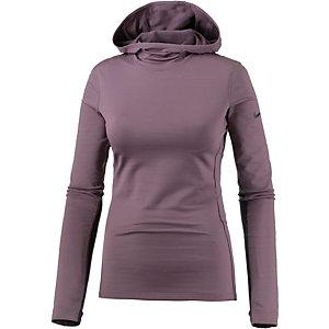 Nike Pro Funktionsshirt Damen helllila
