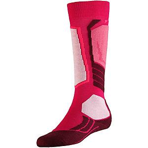 Falke SK 2 Wool Skisocken Damen rosa