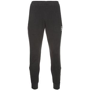 Nike Baseline Funktionshose Herren schwarz / weiß