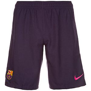 Nike FC Barcelona Auswärts 16/17 Fußballshorts Herren lila / pink