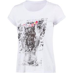 Maui Wowie T-Shirt Damen weiß