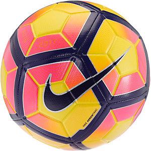 Nike Strike Fußball gelb/lila