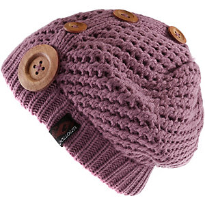 Chillouts Nelly Beanie Damen lila