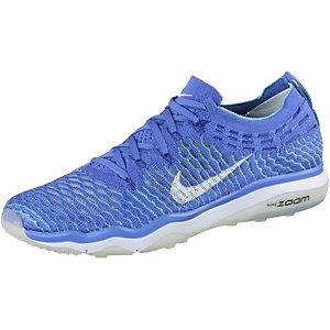 Nike Air Zoom Fearless Flyknit Fitnessschuhe Damen royal/blau