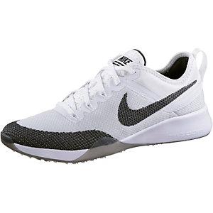 Nike Air Zoom Trainer Dynamic Fitnessschuhe Damen weiß/schwarz