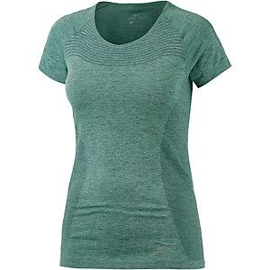 Nike Dri-Fit Knit Laufshirt Damen petrol