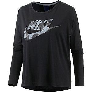 Nike Sweatshirt Damen schwarz