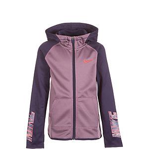 Nike Therma Trainingsjacke Kinder lila / flieder