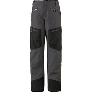 Marmot Skihose Jungen grau/schwarz